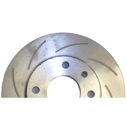 Rover 200 216 400 Fr Grooved Discs (Pair) 238x12.7 BM027G