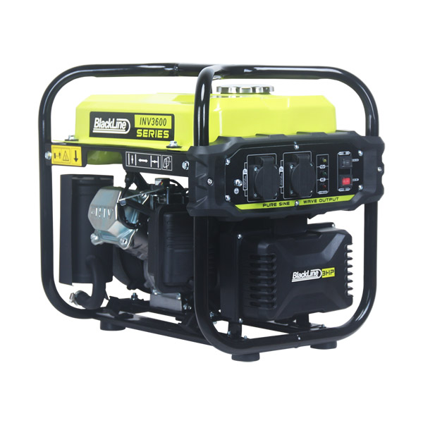 Blackline Power 3600 Series 2kw Inverter Petrol Generator