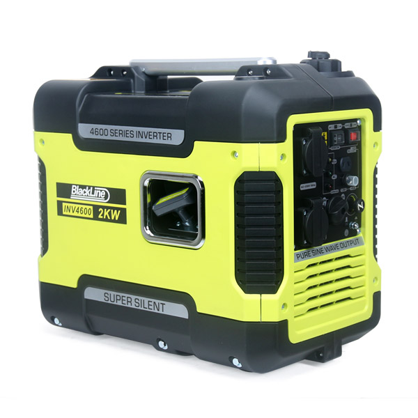 Blackline Power 4600 Series 2kw Inverter Petrol Generator